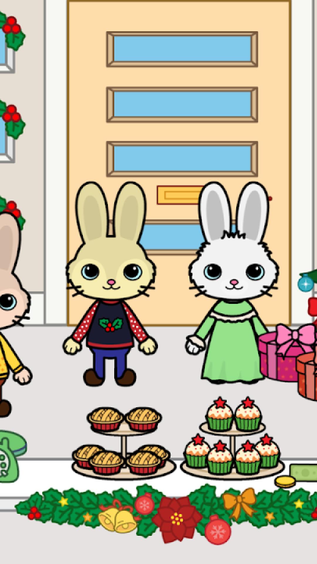 兔子小镇游戏