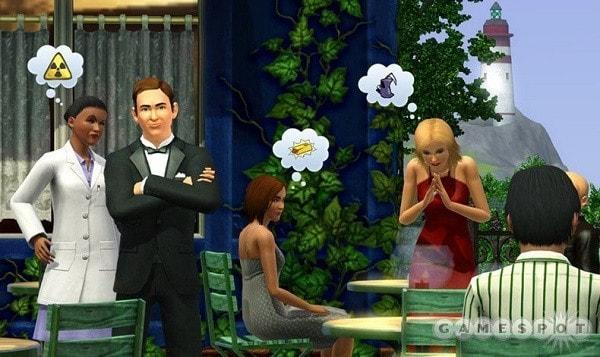模拟人生4畅玩版游戏