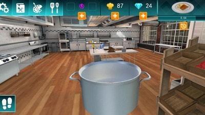 团团料理模拟器游戏
