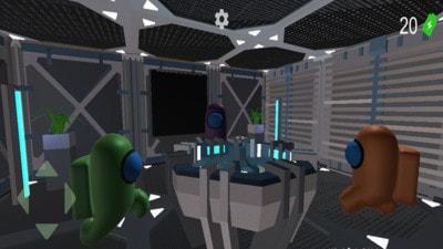 在我们里面3D游戏