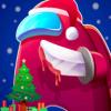 红色冒名顶替者圣诞噩梦